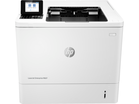 HP LaserJet Enterprise M607n - Center
