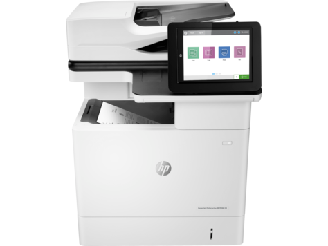 HP LaserJet Enterprise MFP M633 series