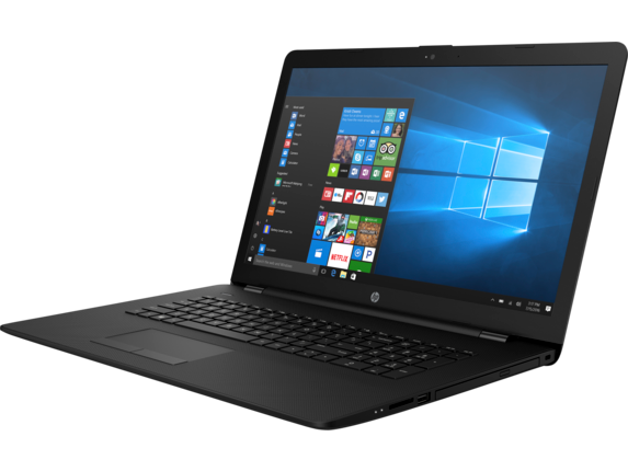 HP Notebook - 17-ak061nr - Left