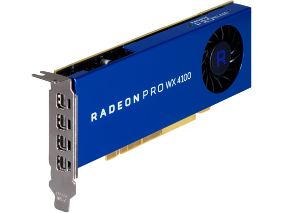 AMD Radeon Pro WX 4100 4GB Graphics Card PROMO