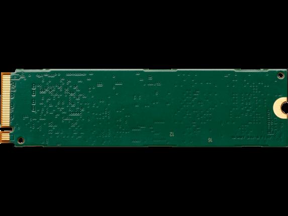HP 512 GB TLC 2.5 Solid State Drive - Rear