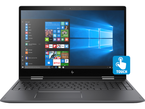 HP ENVY x360 - 15-bq100nd