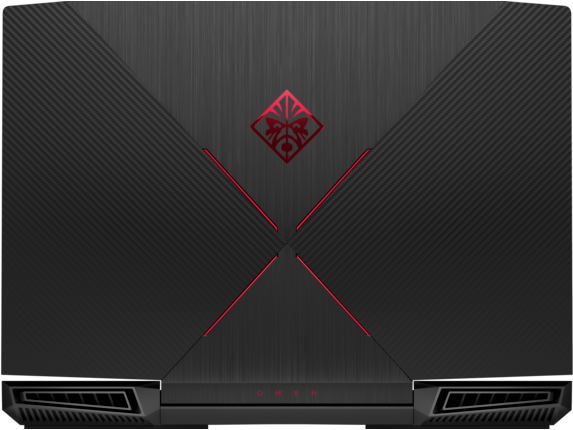 OMEN Laptop - 17t gaming - Rear |Shadow black