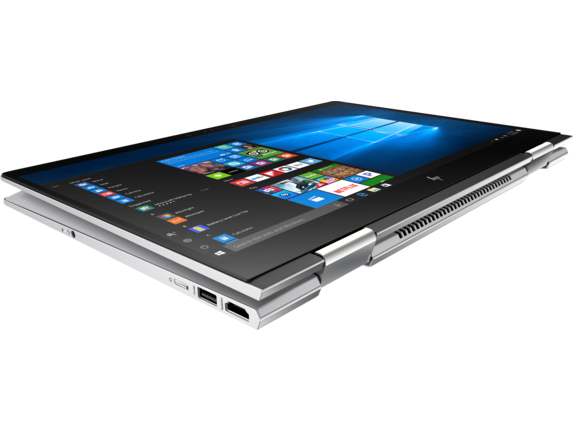 HP ENVY x360 Laptop - 15t touch - Top view closed