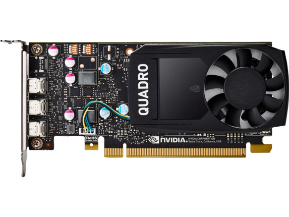 NVIDIA Quadro P400 2GB Graphics