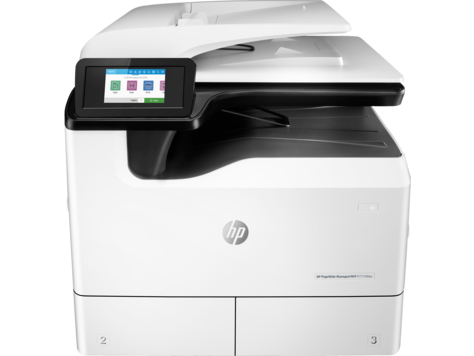 HP PageWide Managed P77740dw Multifunction Printer