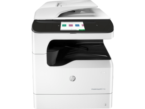 HP PageWide Managed P77760 multifunctionele printerserie