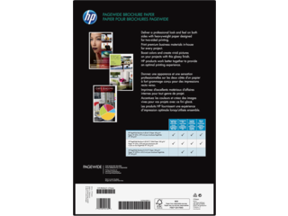 HP PageWide Glossy Brochure Paper-200 sht/Tabloid/11 x 17 in - Img_Rear_320_240