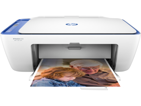HP DeskJet 2630 All-in-One Printer Software and Driver
