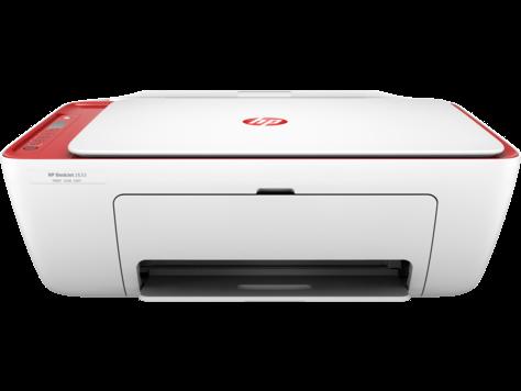 Impresora multifunción HP DeskJet 2633