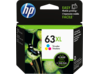 HP 63XL High Yield Tri-color Original Ink Cartridge