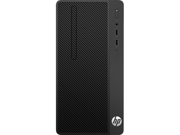 HP 280 G3 Microtower PC - Center