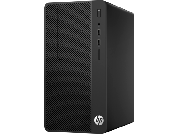 HP 280 G3 Microtower PC - Left