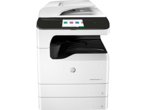 HP PageWide Managed P77740z Multifunction Printer