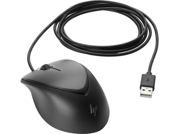 HP USB Premium Mouse - Right
