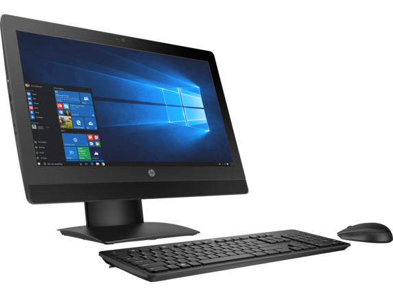 HP ProOne 600 G3 21.5-inch Non-Touch All-in-One PC - Right