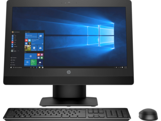 HP ProOne 600 G3 21.5-inch Non-Touch All-in-One PC