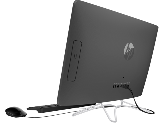 HP All-in-One - 24-e005z - Left rear