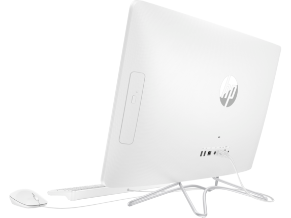 HP All-in-One - 24-e035p - Left rear