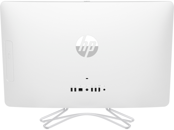 HP All-in-One - 24-e035p - Rear