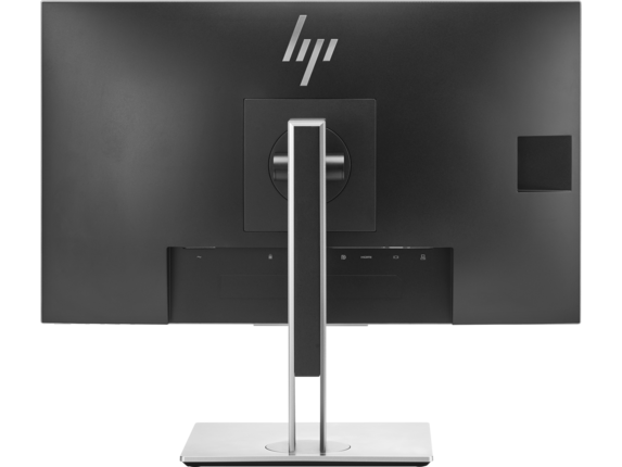 HP EliteDisplay E243 23.8-inch Monitor - Rear