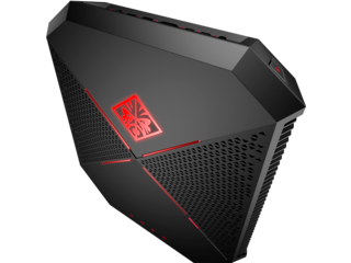 OMEN X Compact Desktop PC - P1000-010 - Img_Left_320_240