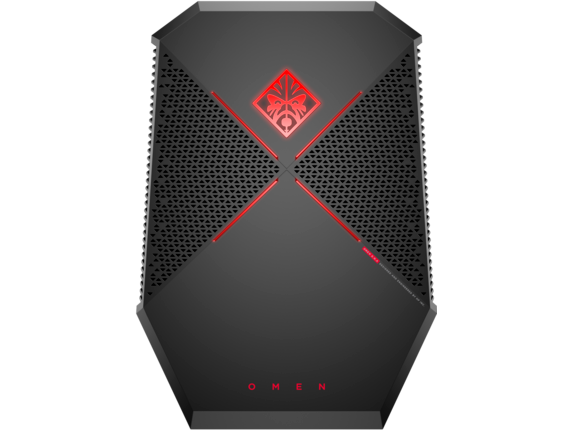 OMEN X VR Gaming Backpack Bundle - Left