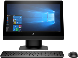 HP ProOne 400 G3 20-inch All-in-One PC - Customizable