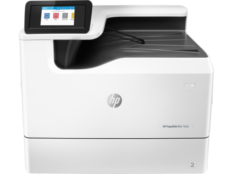 HP PageWide Pro 750 Printer series