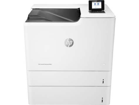 Série HP Color LaserJet Enterprise M652