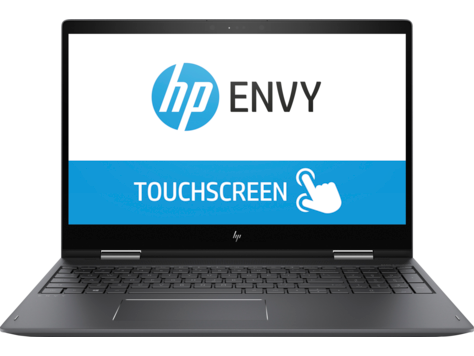 HP ENVY 15-bq100 x360 convertible pc