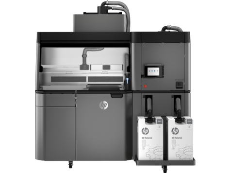 HP Jet Fusion 3D Processing Station with Fast Cooling