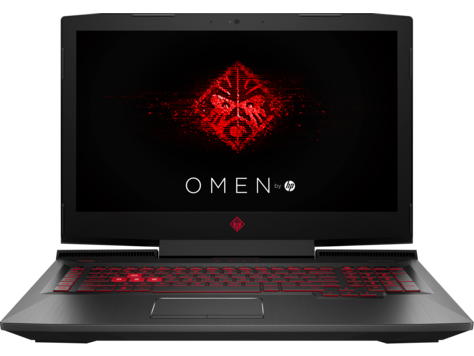 HP OMEN laptop – 17-an100