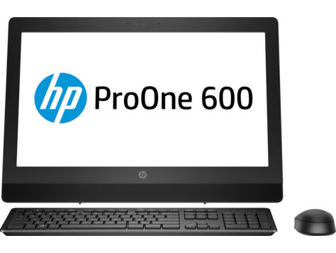 PC HP ProOne 600 G3 de 21.5 pulgadas, no táctil, All-in-One