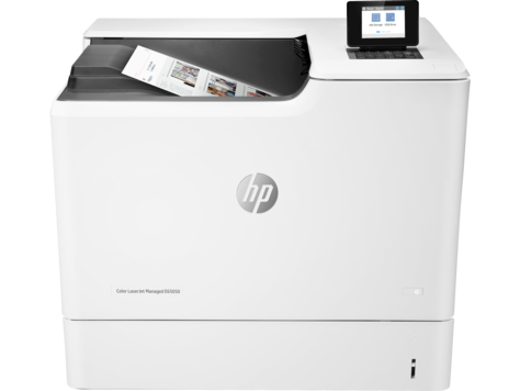 Серия HP Color LaserJet Managed E65050