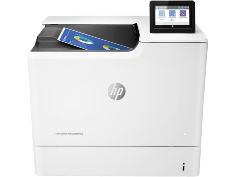 Серия HP Color LaserJet Managed E65060