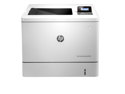 סדרת HP Color LaserJet Managed M553‎