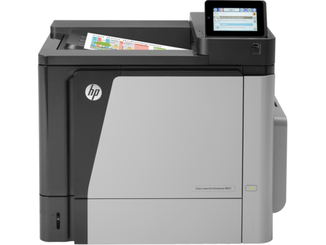 סדרת HP Color LaserJet Managed M651‎