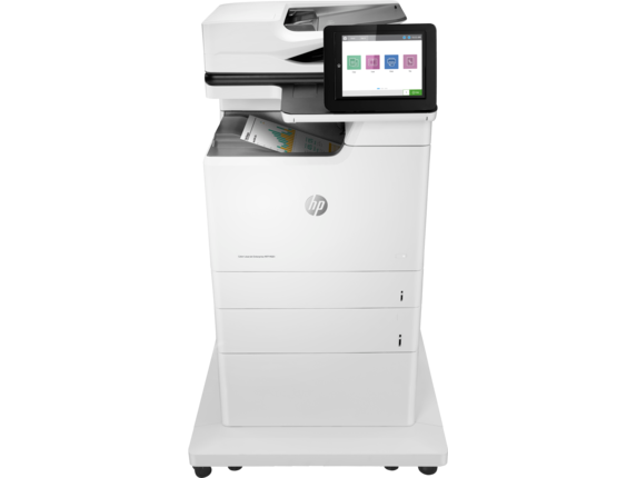 HP Color LaserJet Enterprise MFP M681f - Center