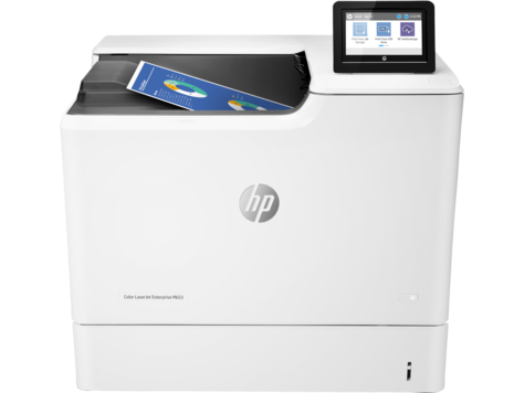 HP Color LaserJet Enterprise M653 serie