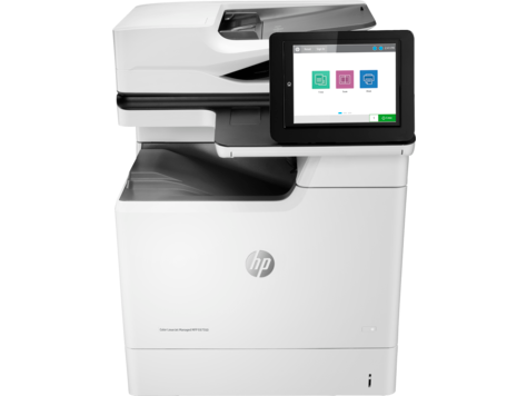 HP Color LaserJet Managed MFP E67550 series