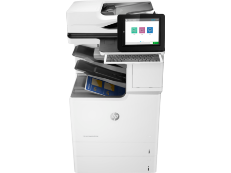 HP Color LaserJet Managed MFP E67560 시리즈