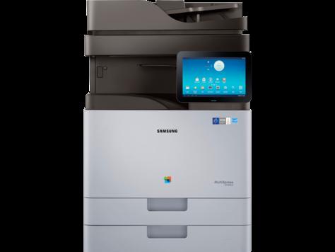 Samsung MultiXpress SL-X7400LX Farblaser Multifunktionsdrucker
