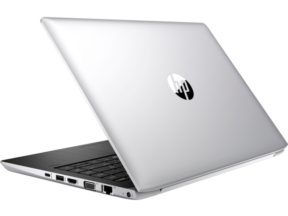 HP ProBook 430 G5 Notebook PC - Right rear
