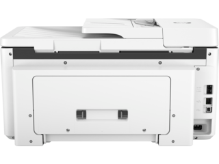 HP OfficeJet Pro 7720 Wide Format All-in-One Printer - Img_Rear_320_240