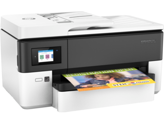 HP OfficeJet Pro 7720 Wide Format All-in-One Printer - Img_Right_320_240