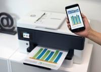 HP Y0S18A OfficeJet Pro 7720 széles formátumú All-in-One nyomtató - a garancia kiterjesztéshez végfelhasználói regisztráció szükséges!