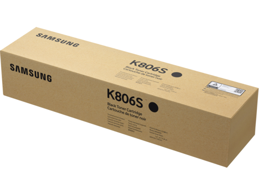 Samsung CLT-K806S Black Toner Cartridge