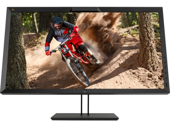 HP DreamColor Z31x Studio Display - Center