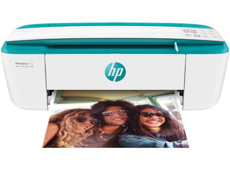 HP DeskJet 3735 All-in-One-skriver